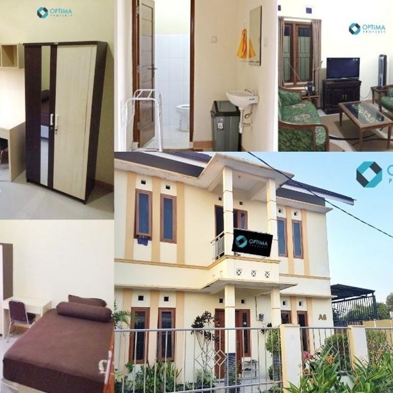 Rumah Kost Kos 10 Kamar Semi Eksklusif di Pogung Dekat Kampus
