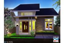 Dijual Rumah Minimalis di Hiu Putih Palangkaraya