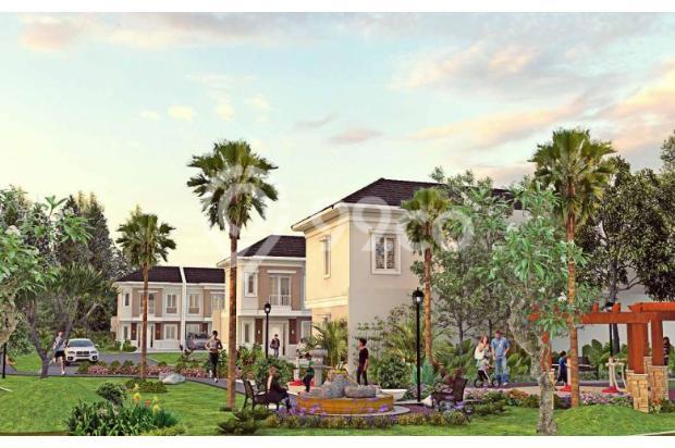 Dijual Rumah Baru 2LT Strategis di ParkVille Serpong Tangerang Selatan 15145887