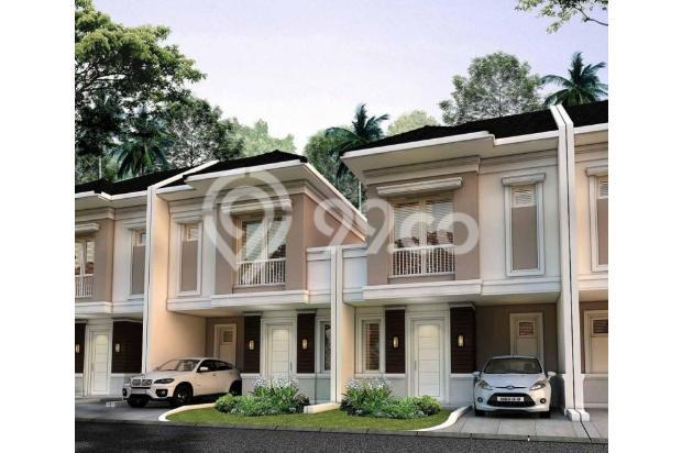 Dijual Rumah Baru 2LT Strategis di ParkVille Serpong Tangerang Selatan 15145889