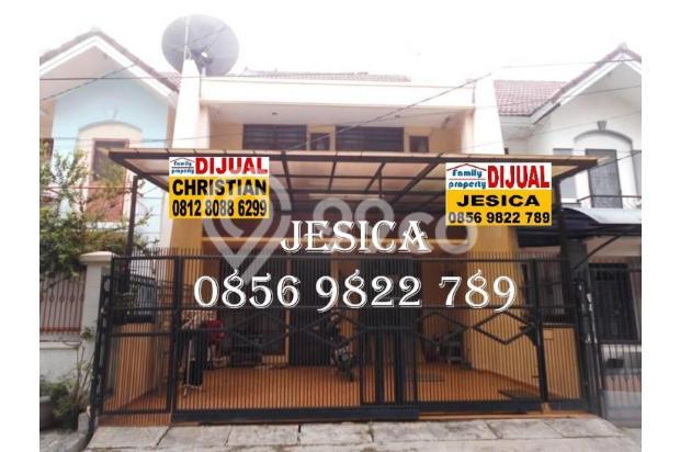 Dijual Rumah uk.6x15 Taman Palem Lestari Lingkungan Nyaman Hunian Elite 13832799