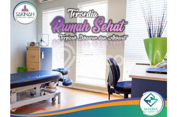 Jual Rumah Tipe 36/72 Dengan Lingkungan Islami Di Bekasi 17149576