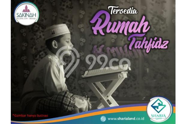 Jual Rumah Tipe 36/72 Dengan Lingkungan Islami Di Bekasi 17149578