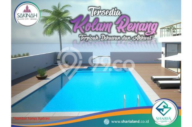 Jual Rumah Tipe 36/72 Dengan Lingkungan Islami Di Bekasi 17149581