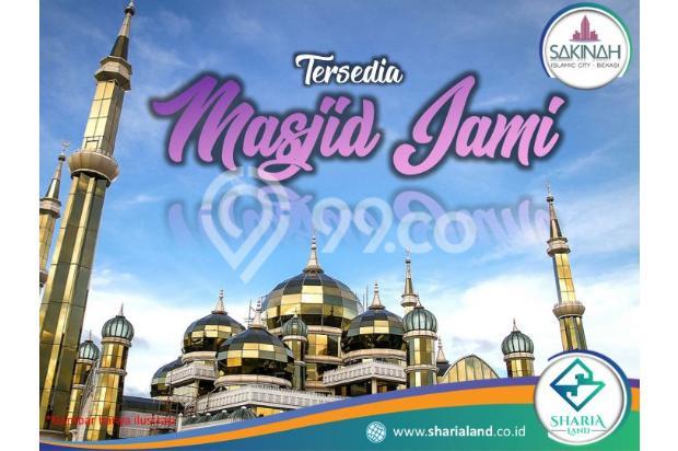 Jual Rumah Tipe 36/72 Dengan Lingkungan Islami Di Bekasi 17149586