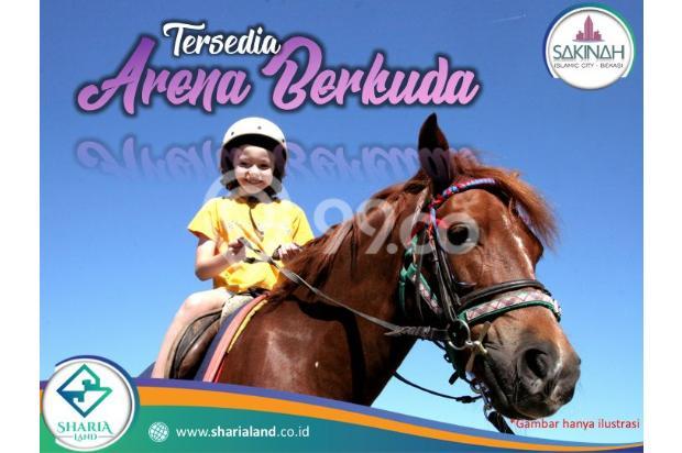 Jual Rumah Tipe 36/72 Dengan Lingkungan Islami Di Bekasi 17149588