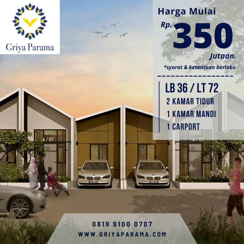 Cluster Griya Parama Cileungsi Bogor