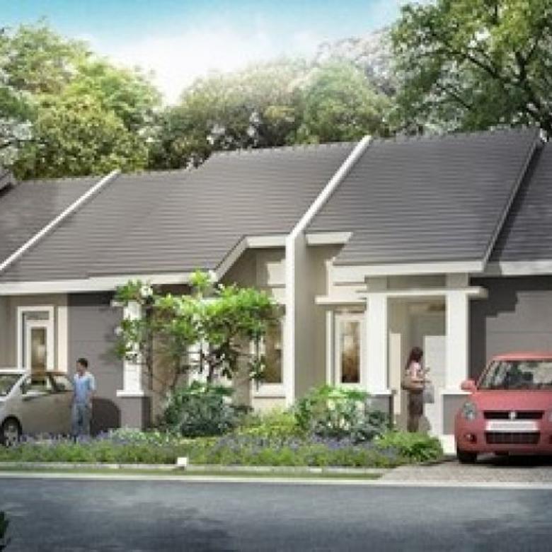 Dijual Rumah Minimalis Tipe 36-90 di Citra Indah
