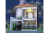 Rumah Baru 2 Lantai Murah Bisa KPR, Lenteng Agung Jaksel
