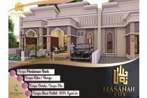 Rumah Islamic Ala Timur Tengah di BSD
