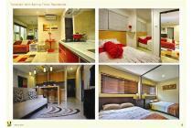 Dijual 2 Kamar Murah  Siap Huni Apartemen Sentra Timur Residence