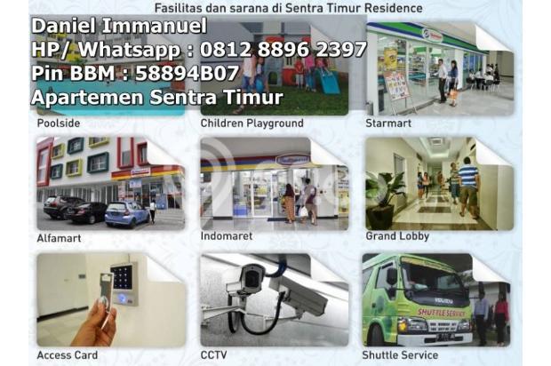 Dijual 2 Kamar Murah  Siap Huni Apartemen Sentra Timur Residence 16794405