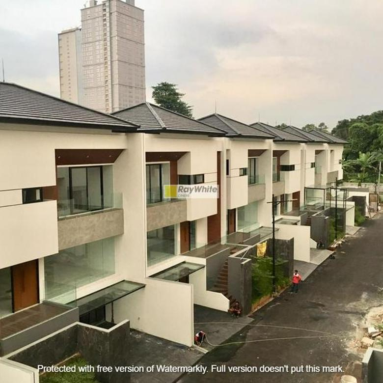 Brand New House at Town House Pondok Indah