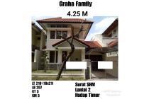 Rumah siap huni Graha family surabaya