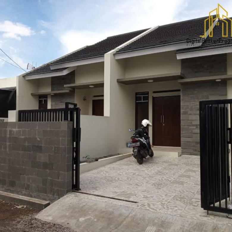 Rumah sangat murah dengan bangunan baru di Arcamanik kota band