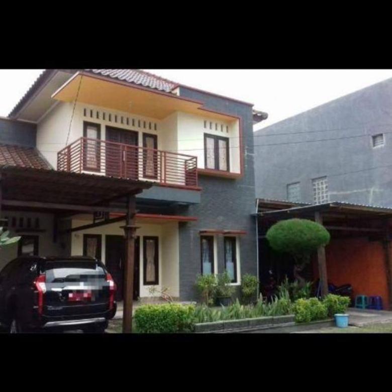 Rumah 2 Lantai Di Panji Tilar ( Dalam cluster one-gate system )