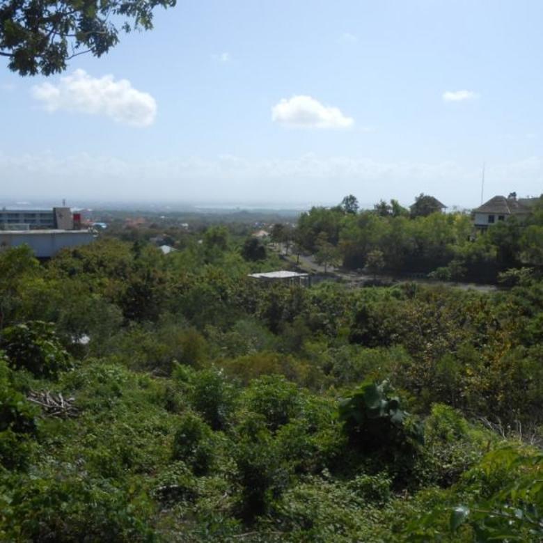 Tanah 20 Are View Laut, Tol, Gunung Agung Dekat GWK Jimbaran