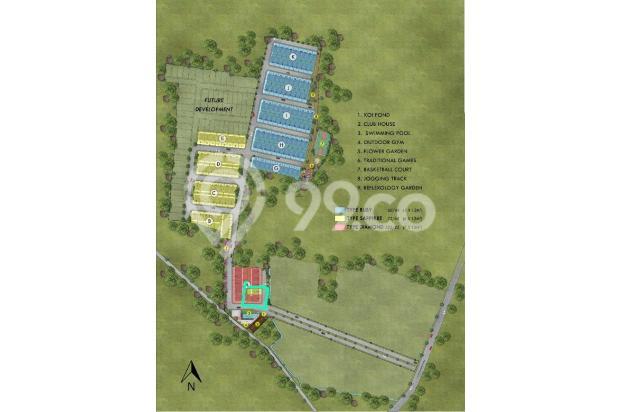 Dijual Rumah Cluster 2 Lantai Bebas Banjir di Jatiasih, Bekasi 17327281
