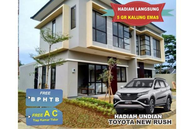 Dijual Rumah Cluster 2 Lantai Bebas Banjir di Jatiasih, Bekasi 17327283