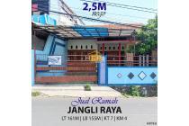 Rumah di jangli Raya Tembalang Semarang