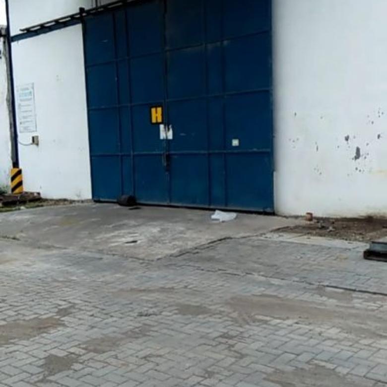 DIJUAL Gudang di Jln KH Syafi'i Manyar Gresik