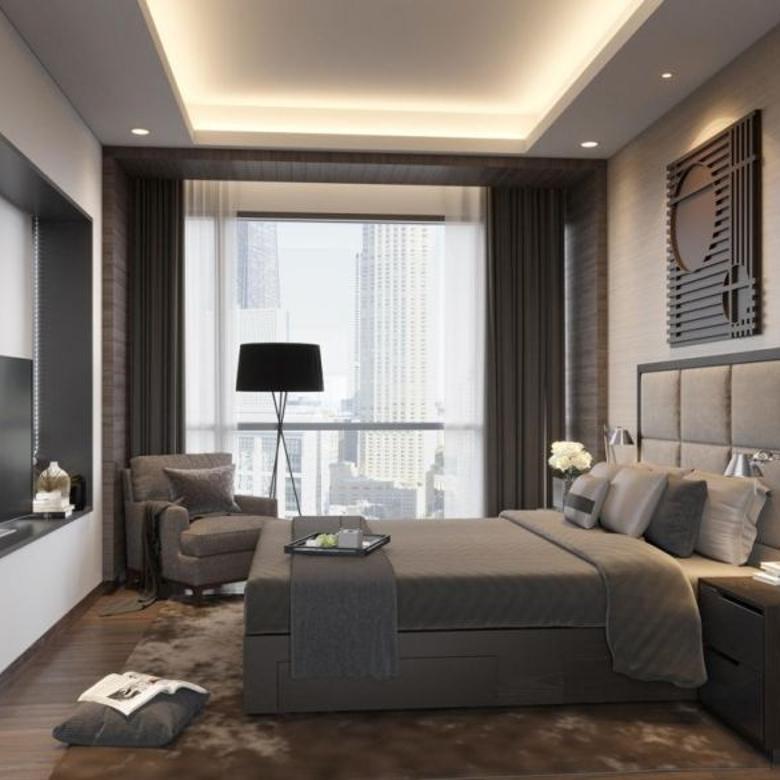 1 Park Avenue 3 br Very Luxurious Design