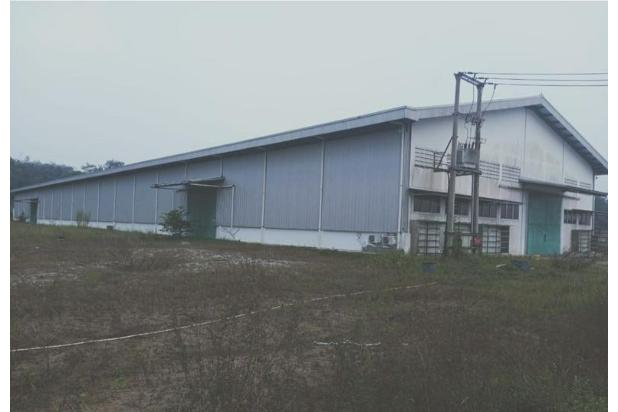 Rp170trily Pabrik Dijual