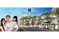 Rumah bagus Milano Village di Gading Serpong