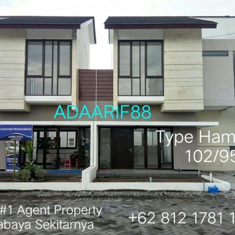 Rumah Dijual di Sidoarjo Akses Dekat Jl. Raya Bandara Juanda