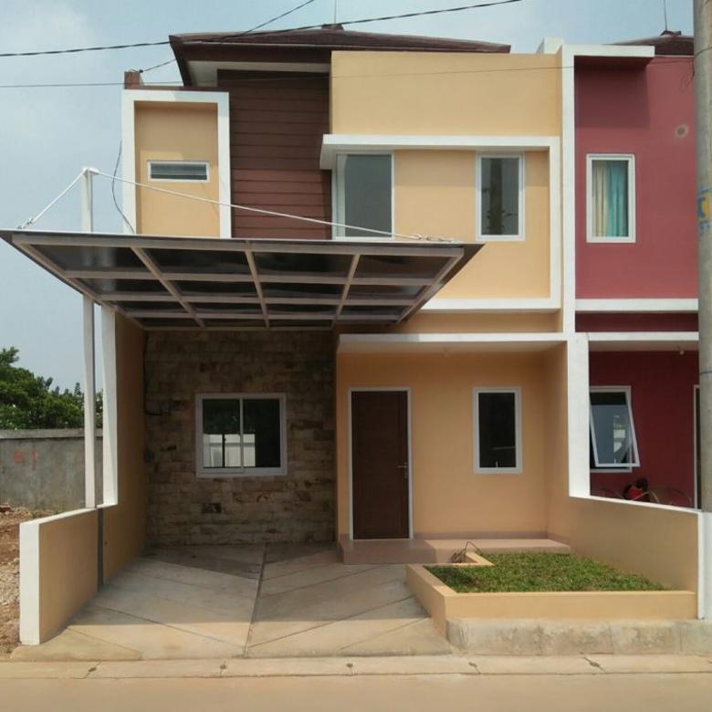 Rumah Baru dan Siap Huni di Rengas, Ciputat