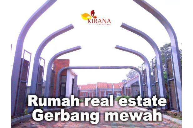 KPR Tanpa DP Bunga Subsidi 6 % di Kirana Sawangan 17794148