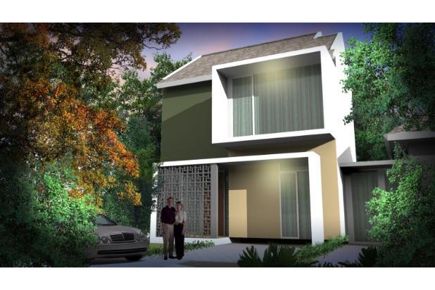 Jual Rumah di Cluster Bukit Pinus Bandung 13425403