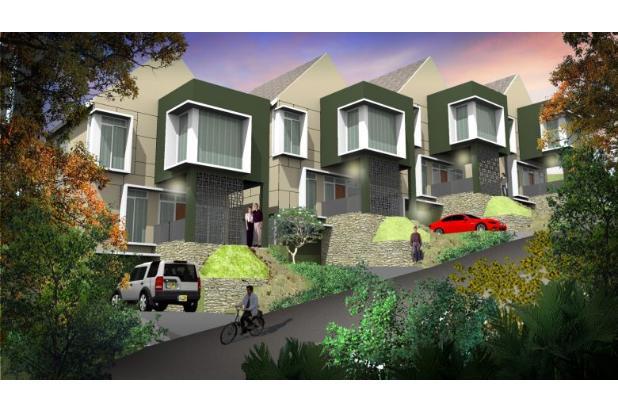 Jual Rumah di Cluster Bukit Pinus Bandung 13425406