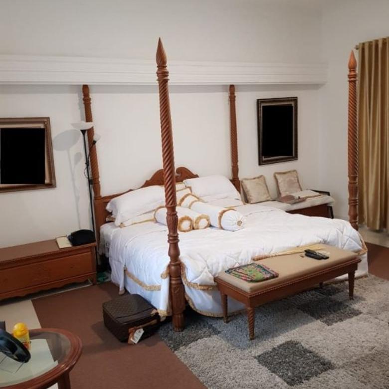 Rumah terawat dan desain minimalis di gandaria Kebayoran Jakar