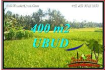 Under Market Price 400 sqm in Sentral Ubud