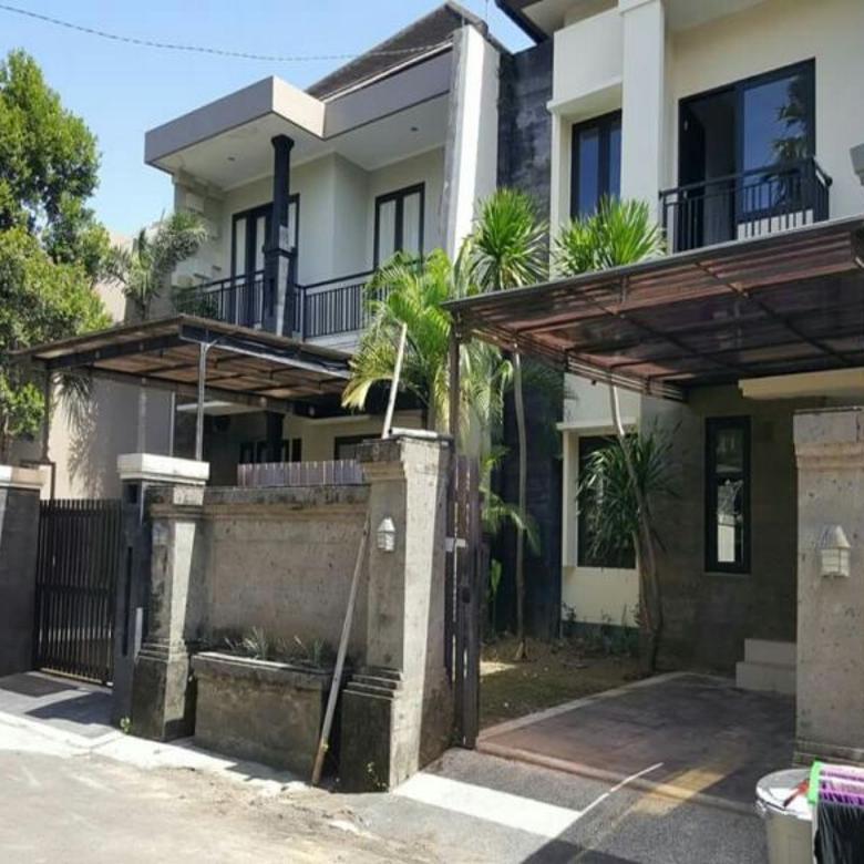 rumah cluster tukad batanghari renon dkt barito pemuda musi Moh Yamin