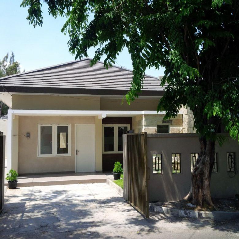 Rumah Dijual Darmo Permai Utara New Minimalis