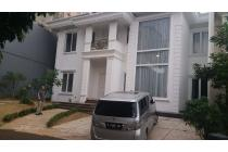Rumah Baru di Alam Sutera Tangerang, dekat Living World, Cluster Buana