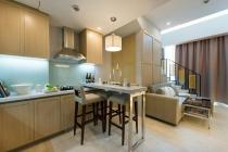 Unit BARU 2 lantai Full Interior Design Berlokasi strategis di Kebun Jeruk