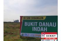 PIK 2 - Kavling Bukit Danau Indah 15x30 over kredit masih cicilan panjang PIK2