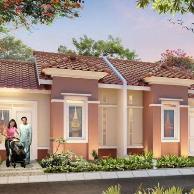Rumah Cluster Murah Di Citra Indah – Bukit Heliconia Op445