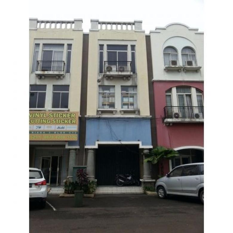 Dijual cepat harga murah Ruko Sutera Niaga III , Alam Sutera , Tangerang