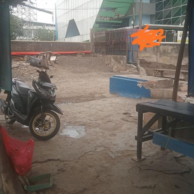Tanah strategis di Pinggir Jalan Pangkalan Jati Jakarta Timur