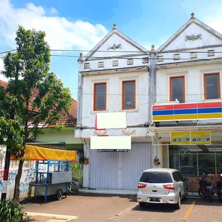 Dijual Cepat Ruko Murah di Raden Intan Arjosari Malang