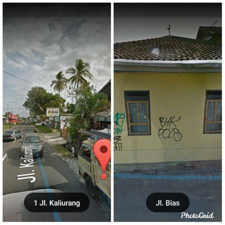 Dijual Tanah Pinggir Jalan Kaliurang Km 10 Sleman, Segera !