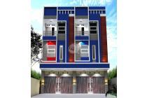 Ruko Jl. Merdeka 4, 5 Lantai, Pontianak Jalan Merdeka Barat,