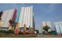 FOR SALE ! Apartemen Cempaka Putih Unit Diatas Mall Green Pramuka City