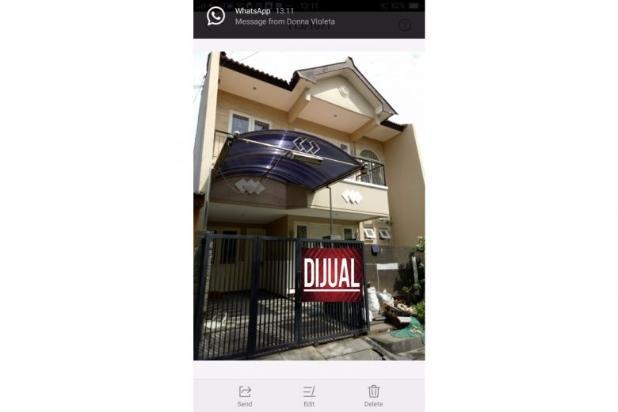 Dijual Rumah siap huni 2 lantai di Sutorejo Surabaya 12897983