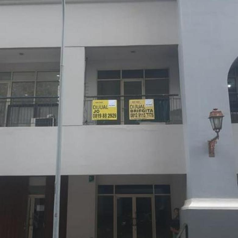 Ruko City Home, MOI, Luas 96m2