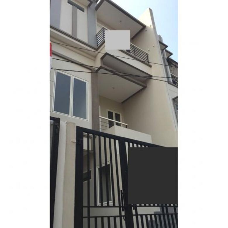 Rumah Baru Minimalis 3 Lantai Di Tomang MP2083JL